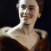 Vintage beauty Olga Zabotkina