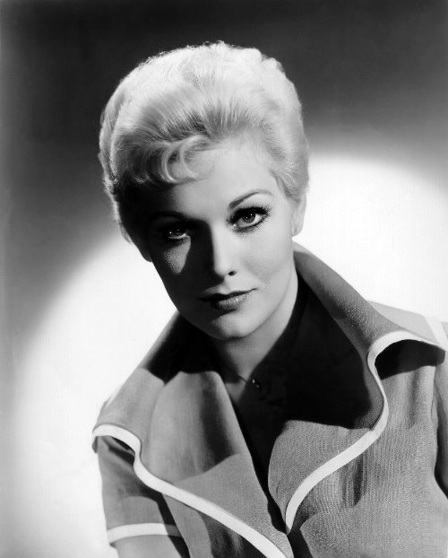 1950s film actress Kim Novak