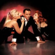 Frank Sinatra with Kim Novak and Rita Hayworth