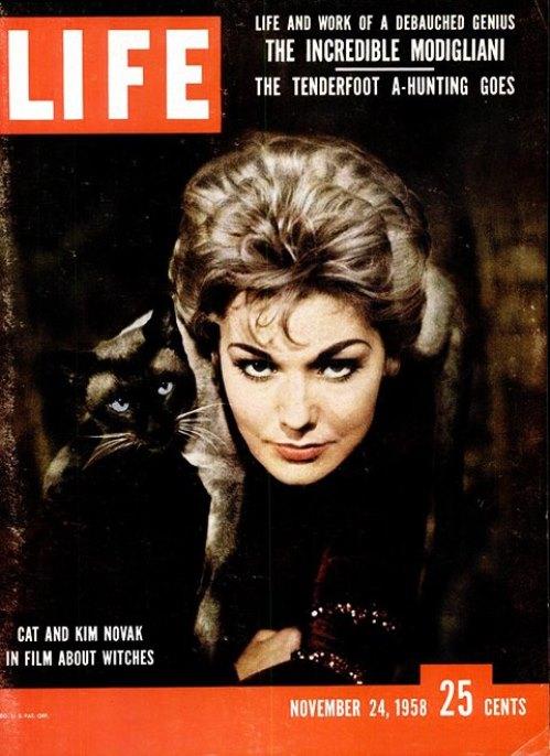 Life magazine, 1958