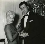 Famous Hitchcock blonde beautiful Kim Novak
