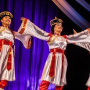 Festive concert 'Sagaalgan, Tsagaan Sar, Shagaa, Tsahan Sar-2016'. 26 February 2017