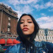 Miss Asia Russia Dina Khairulina