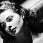 Any troubles are an integral part of our existence. Ingrid Bergman