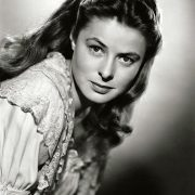 Legend of cinema, Ingrid Bergman