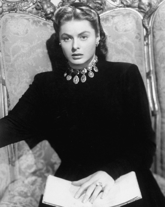 Men make women helpless when they take on all decisions, giving them directions. In my life, men have done everything to make me dependent on them. Hollywood actress Ingrid Bergman