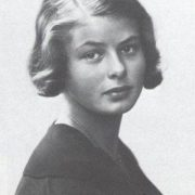 Swedish Young actress Ingrid