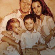 Hashimate family, fan art