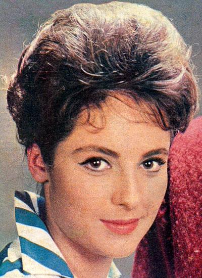José Greci, Giuseppina Greci (10 January 1941 - 1 June 2017), Italian actress