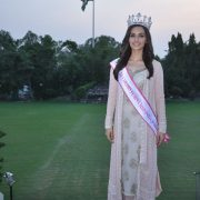 Representing India at Miss World 2017