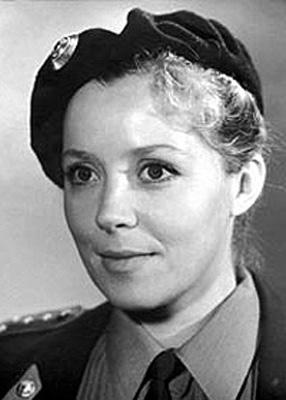 Svetlana Karpinskaya (16 September 1937 - 18 February 2017), Russian actress