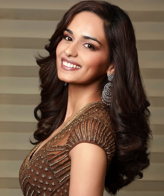 Indian beauty Manushi Chhillar Miss World 2017