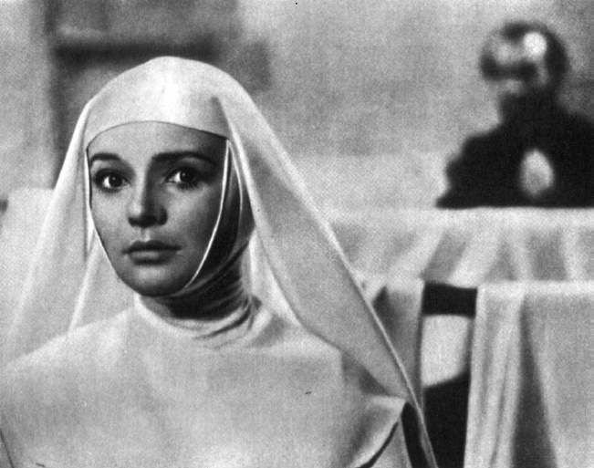 1961 drama film known as The Devil and the Nun