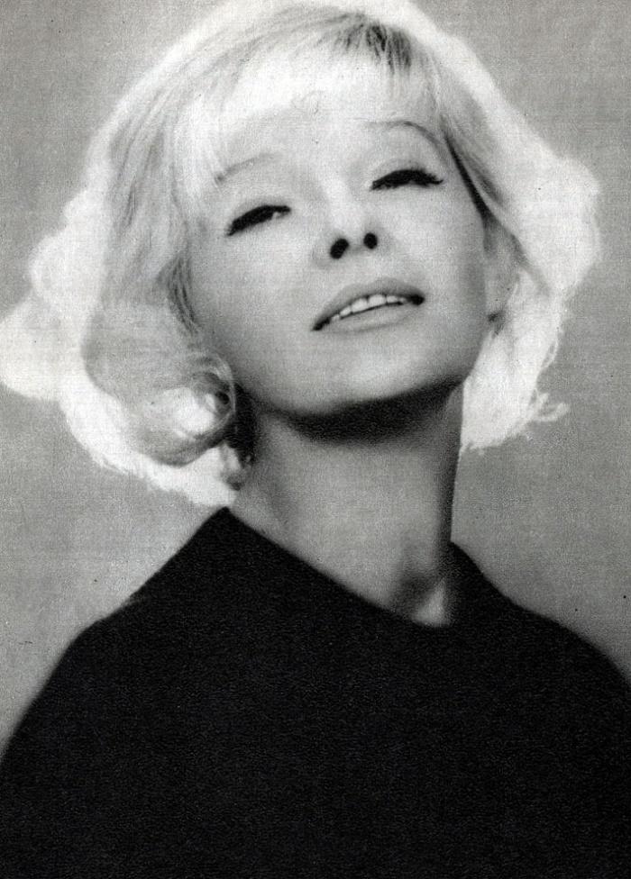 Actress Lucyna Winnicka