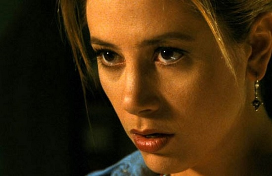 Actress Mira Sorvino