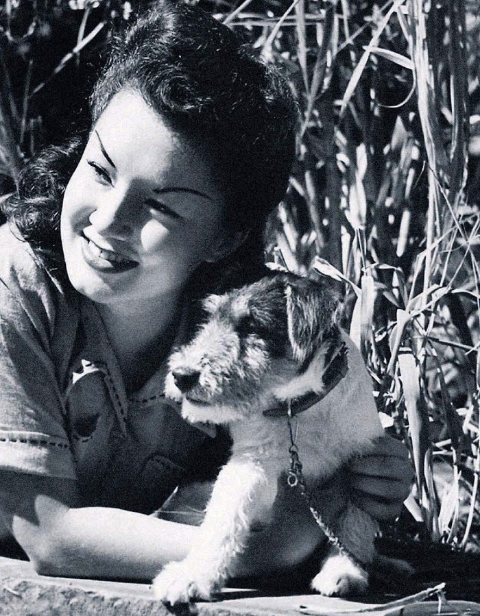 After the release of the film 'Age of Love' Lolita Torres became the most famous Latin American star of the sixties