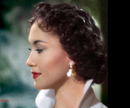 Gorgeous Argentine actress Lolita Torres 1930-2002