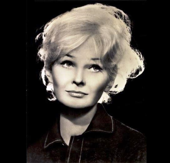 Gorgeous Polish actress Lucyna Winnicka 1928-2013
