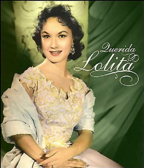 Most famous actress in the 1960s - Lolita Torres
