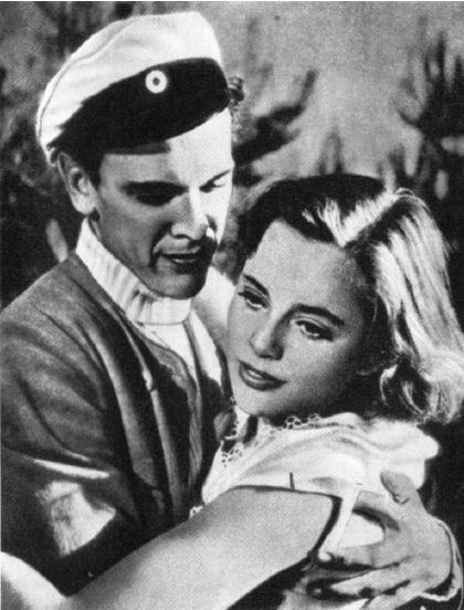 One Summer of Happiness (1951) - Kerstin