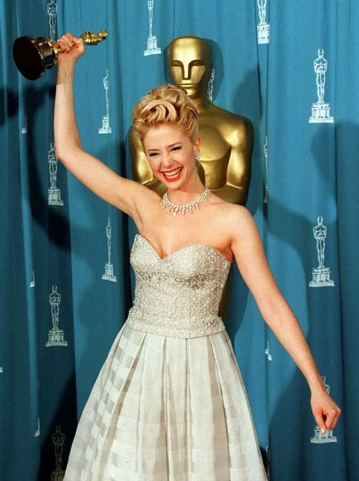 Oscar winner Mira Sorvino