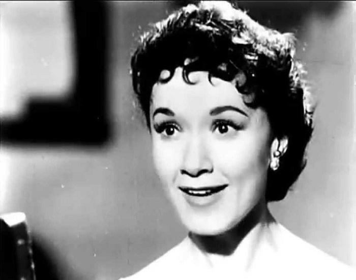 Singer and actress Lolita Torres