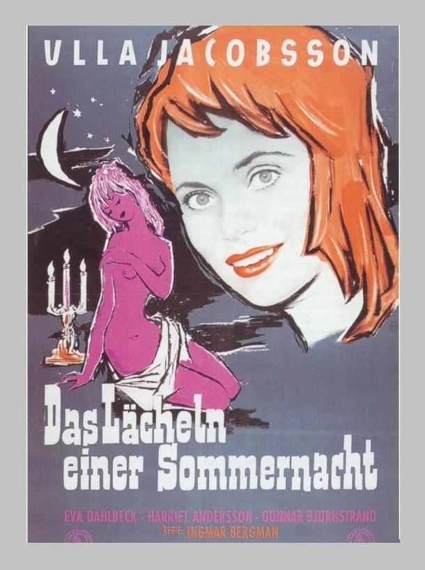 Sommarnattens leende, 1955