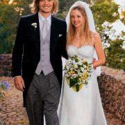 Wedding with Christopher Backus, 2004
