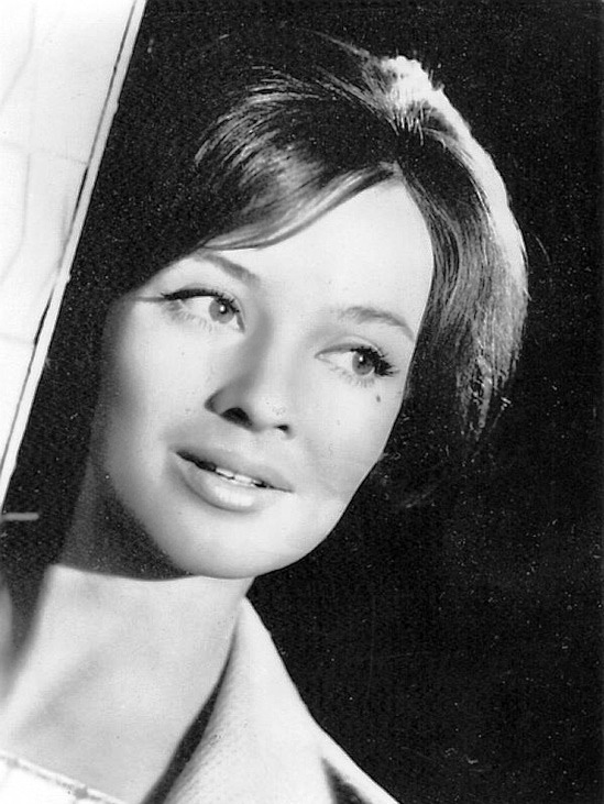 Jana Brejchova, film star of post-war period
