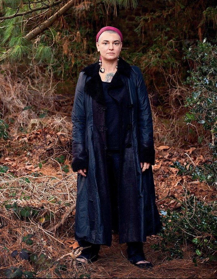 Sinead often says that she is unable to be happy - 'The devils cook me in their cauldron and do not want to let go. I break out for a little while, and they again pull into their brew'