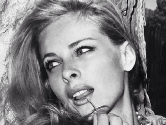 American actress Camilla Sparv