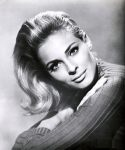 Beauty icon Swedish actress Camilla Sparv