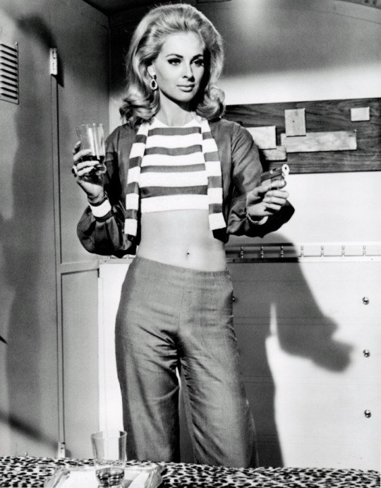 Famous in 1960s actress Camilla Sparv