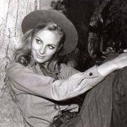 Stokholm born actress Camilla Sparv