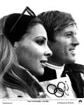 Most beautiful skiers and biathletes