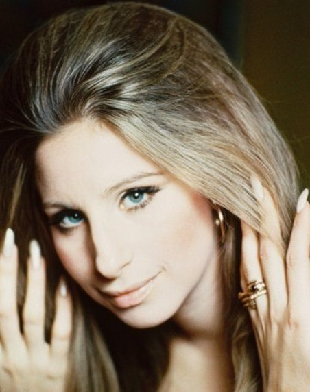 Beautiful Barbra Streisand