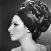 Beehive hairstyle, Barbra Streisand