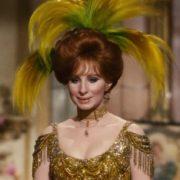 Glamorous lady Barbra Streisand