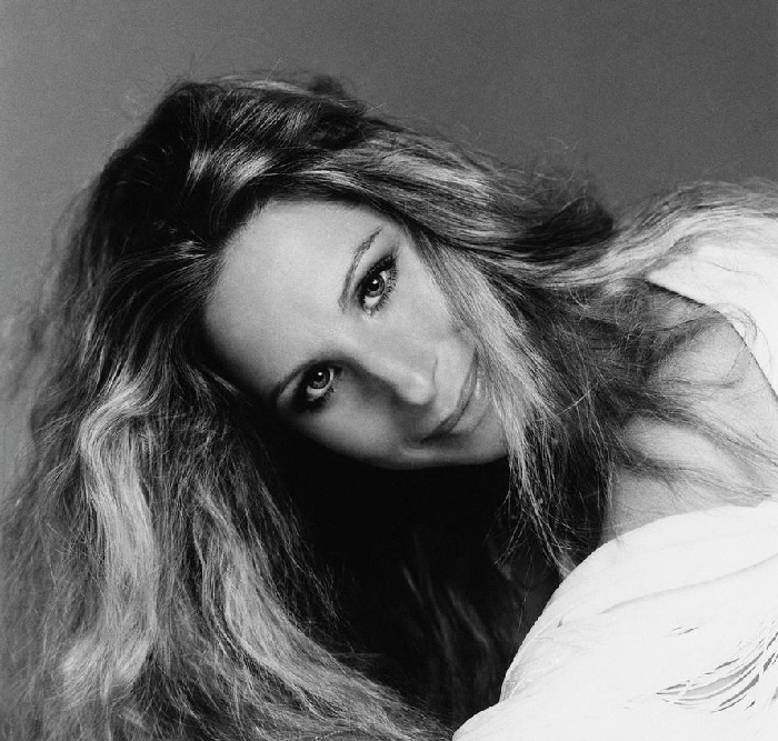 Woman in love Barbra Streisand