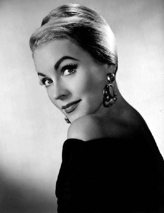 """I hope I'll always be as busy as a blind dog in a meat shop. I thrive on activity"". American actress and singer Hollywood beauty Anne Jeffreys (January 26, 1923 – September 27, 2017)"