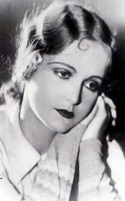 1930s star Camilla Martha Horn