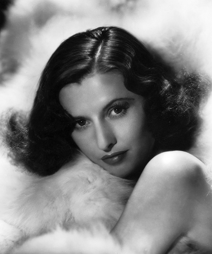 1940s Highest paid actress Barbara Stanwyck