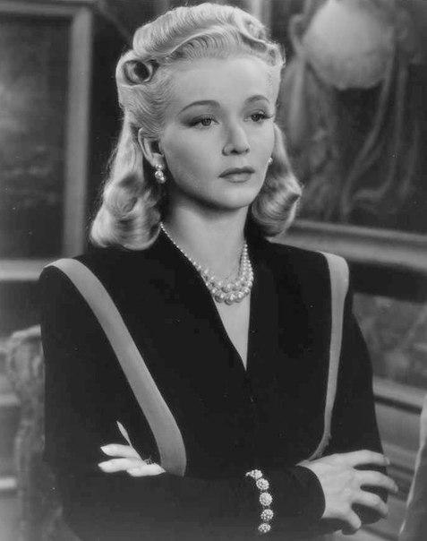 1940s star Carole Landis