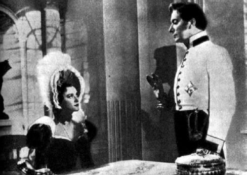 1948 film, The Charterhouse of Parma, actress Maria Casares