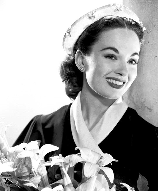 1950s photo, Ann Blyth