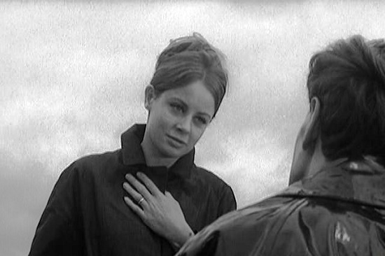 1966 drama film I was happy Here