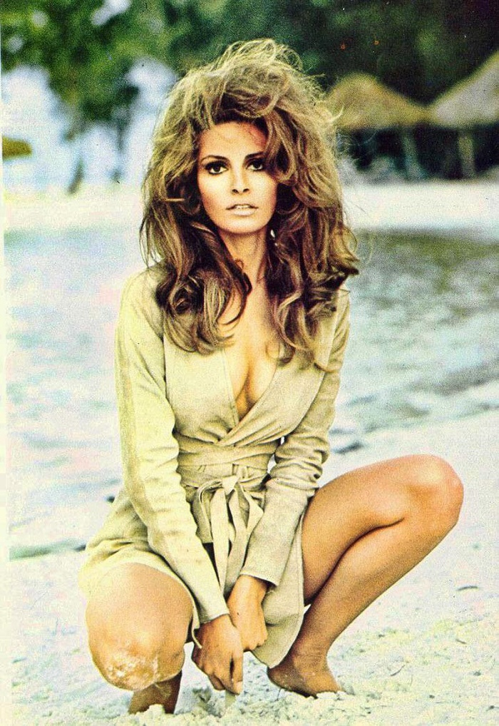 1968 photo, Raquel Welch