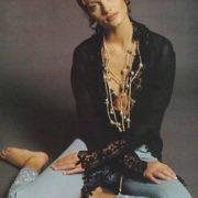 1980s Amber Valletta
