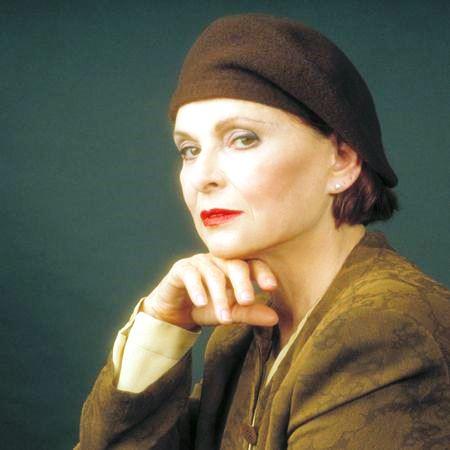 1980s, Italian actress Lucia Bose