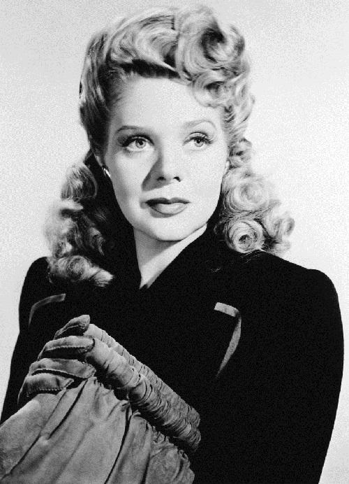 20th Century Fox greatest female star Alice Faye